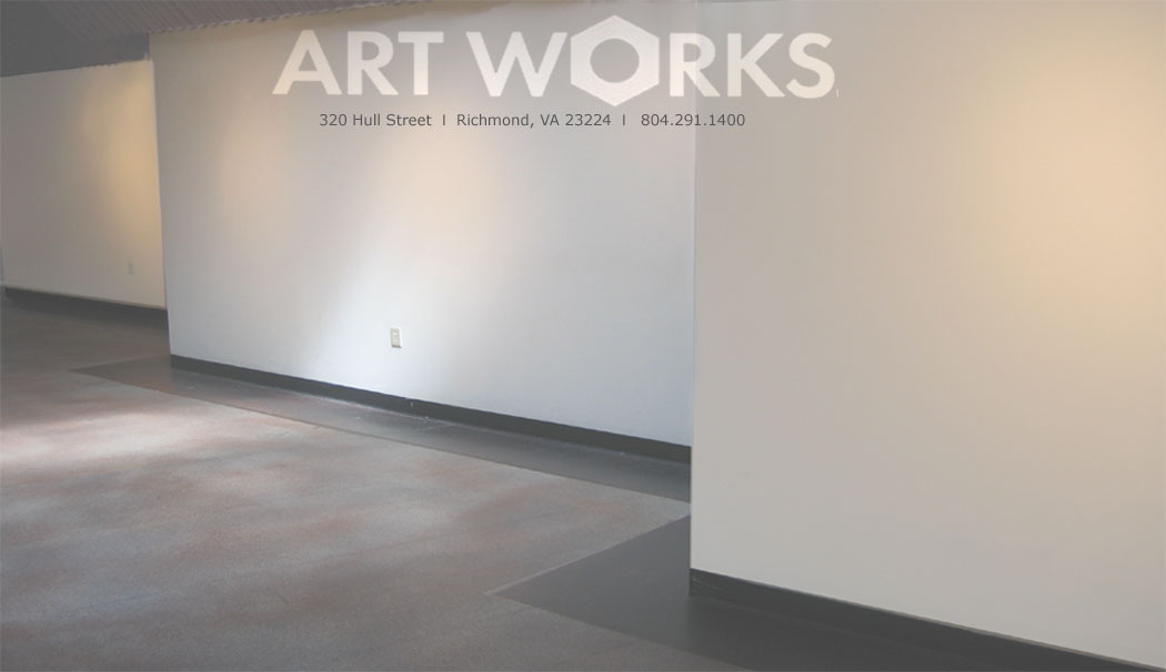 rent studios at art works richmond  va